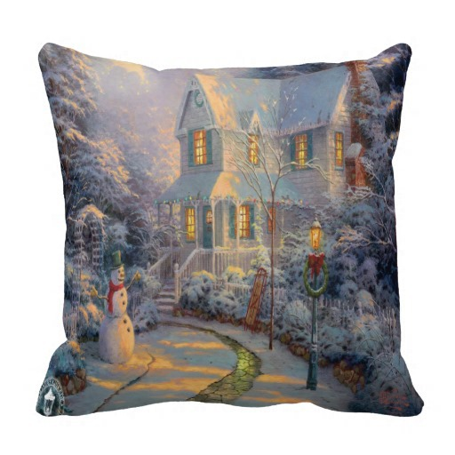 45cmX45cm New Design Decorative Throw Pillow Case Sofa Car Cotton Linen Seat Cushion Cover Western Oil Printing Pillowcase(China (Mainland))