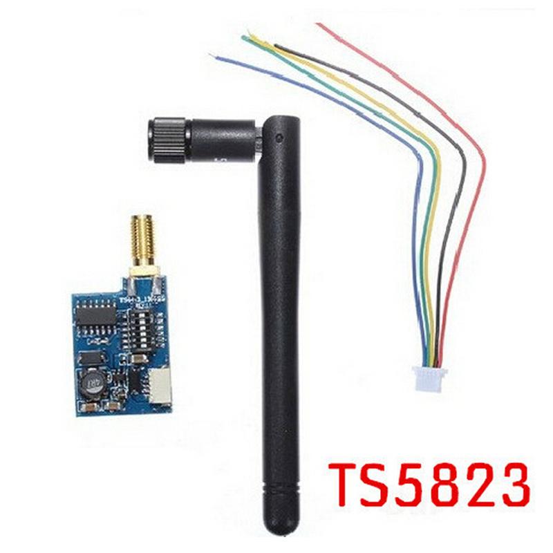 TS5823 Mini 5.8G 200mW 32CH FPV AV Transmitter Module Free Shipping(China (Mainland))