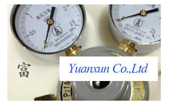 City meter Y07 nitrogen pressure reducer nitrogen table