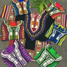 (Trasporto veloce) 2016 Nuovo disegno di modo tradizionale africana Dashiki stampa 100% cotone T-Shirt uomo (MADE IN THAILANDIA)(China (Mainland))