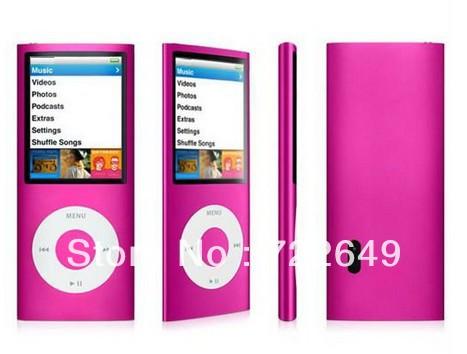 MP4-плеер OEM DHL 200pcs/5/MP4/+ 16 GB + 1.8' FM MP3 MP4 & DHL 5TH mp4 плеер newest 200 100% 32 1 8 6 mp4 dhl 6th gen mp4 32gb