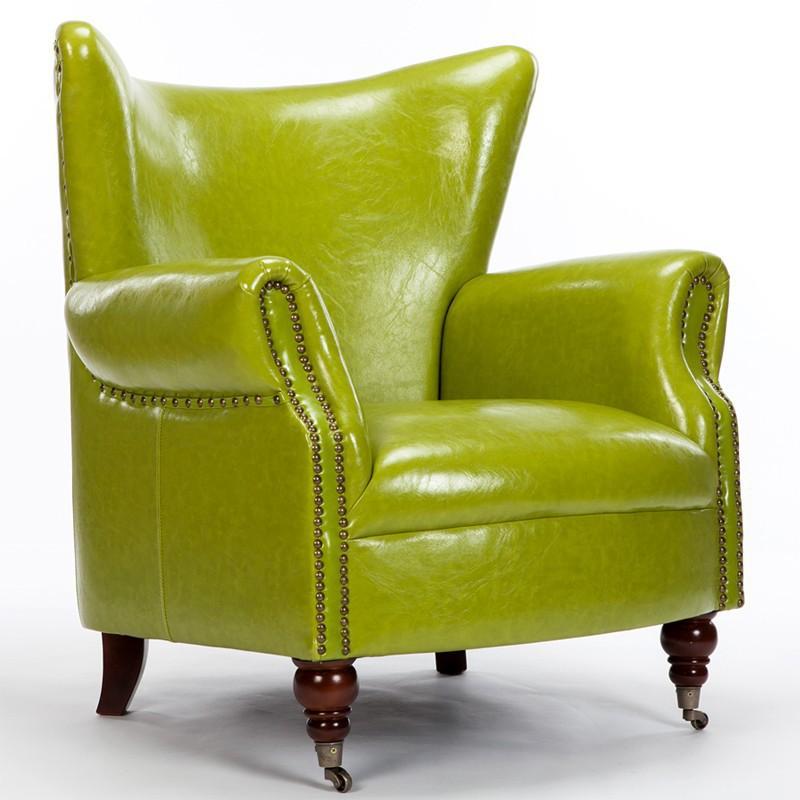 Compra muebles de cuero vintage online al por mayor de for Compra de muebles por internet