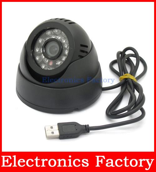 Security USB Tf Card 4GB-32GB Dome IR CCTV Camera Video Night Vision Auto Car Driving record Recorder Recording DVR Waterproof(China (Mainland))