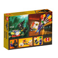 2016 Lepin 07048 Superheroes Batman Movie The Joker Balloon Escape DIY Figure Building Blocks Toy Compatible