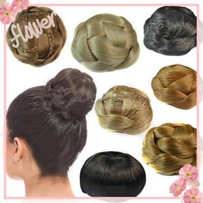 Bun Style Hair Pieces Style Hair Bun Extension