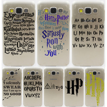 always Harry potter Hard Transparent Case Galaxy S3 S4 S5 & Mini S6 S7 Edge Plus - Mix Phone Technology Co.,Ltd store