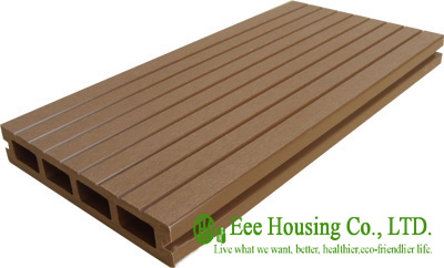 Anti-moisture And Termites Outdoor WPC decking For Garden,Easy Installation,Low Maintenance,wood plastic composite deck floor(China (Mainland))