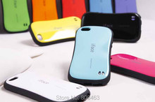 New iFace soft TPU back cover case for Apple iPhone 5C + free shipping(China (Mainland))