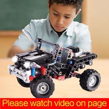 Decool Transport 141pcs Car  Building Block Sets Educational DIY Bricks Toys Racing Car Model Building Blocks(China (Mainland))