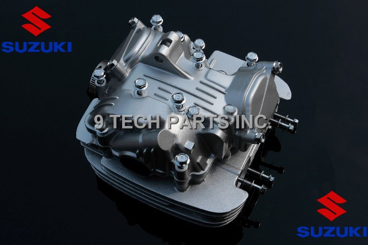 SUZUKI GZ250 GN300 LT250 DR250 GN250 Electric Tacho CYLINDER HEAD Complete Assembly With all parts(China (Mainland))