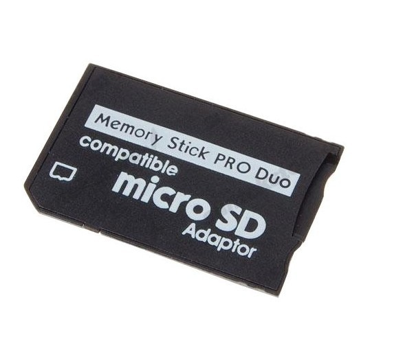for psp camera mini micro sd card adapter to ms card tf card reader memory stick ms pro duo. Black Bedroom Furniture Sets. Home Design Ideas