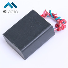 Buy 800-1000KV Ultra-High Voltage Pulse Generator DC Super Arc Pulse Ignition Coil Module 3.7-7.4V 4A Transformer Inverter for $4.04 in AliExpress store