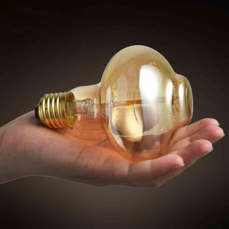 Buy Incandescent Bulb E27 40w Ac 110v T45 Tungsten: Buy Desinger Light Retro E27 Energy-saving Lamps Edison