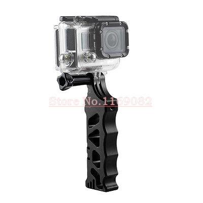 Aluminum Tactical Handle Grip Tripod Mount Holder for GoPro Hero 5 4 3+ 3 2 Black