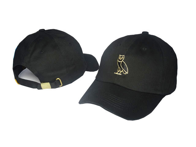 White Black Pink Red Cotton Brand Octobers Very Own Snapback Cap 6Panel Owl Baseball Cap Hat Outdoor OVO Drake Hotline Bling hat(China (Mainland))