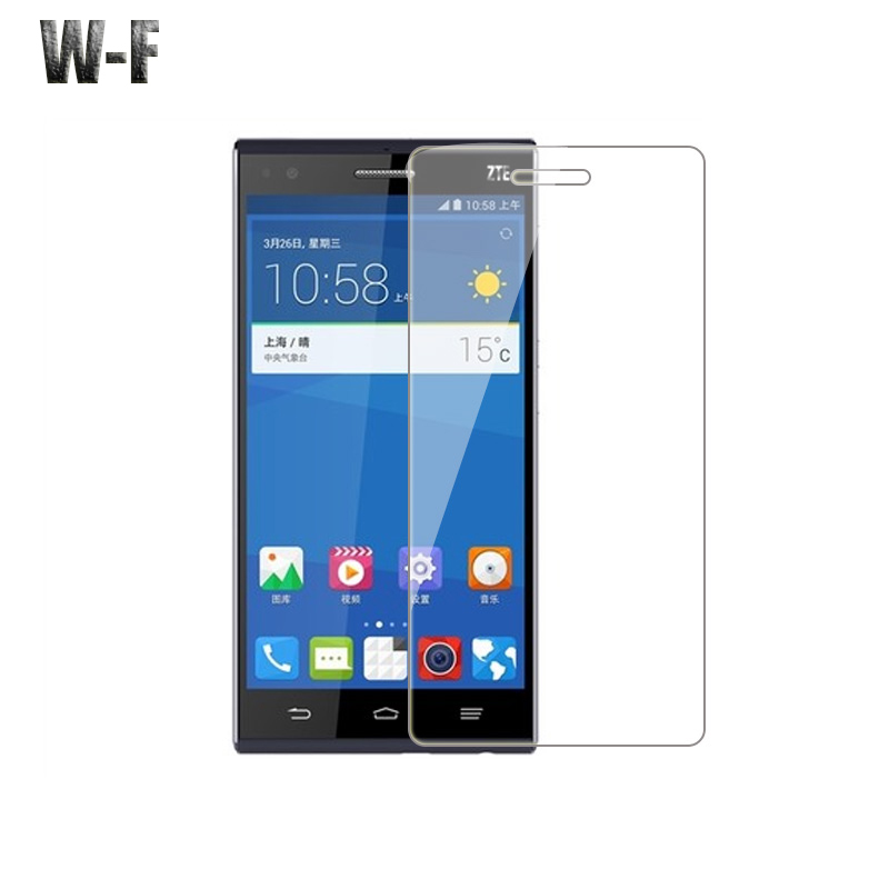 for ZTE STAR 1 Tempered Glass Ultra Slim Clear Screen Protector front glass film for ZTE STAR 1 Smart Android Phone