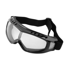Transparent Unisex Safety Goggles Motorcycle Cycling Eye Protection Glasses Tactical Paintball Wind Dust Airsoft Goggles New(China (Mainland))