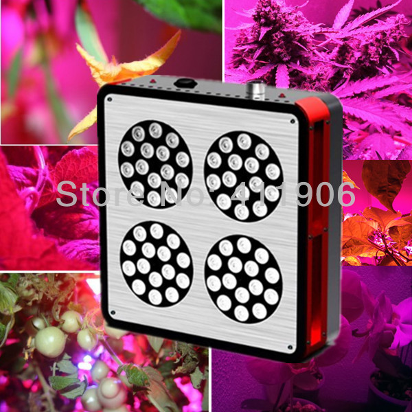 Best Seller Apollo Led Grow Light 60x3W Promotion 400W HID Replacement free shipping(China (Mainland))