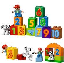 Buy 48pcs Train Number Building Blocks Bricks DIY Assembling Montessori Educational Learning Lepin Toys Kids Children Lepin for $29.62 in AliExpress store