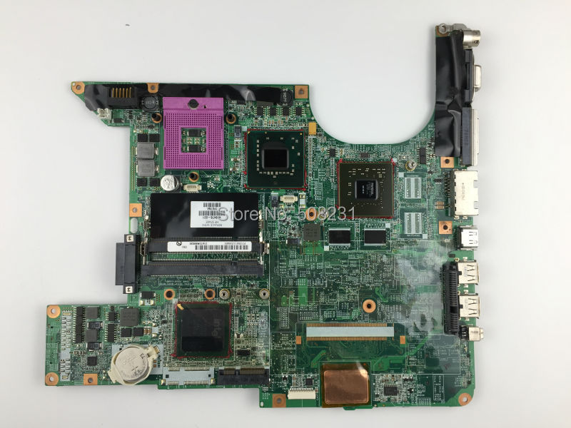 Free shipping,460900-001 for HP DV6000 DV6500 DV6700 Latop Motherboard G86-730-A2 DA0AT3MB8F0, All functions fully Tested !(China (Mainland))