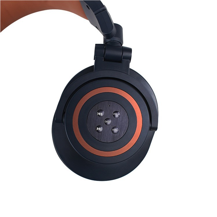 New Arrival Bluetooth Head Phones Portable Wireless Mp3 Player Headset Bests Stereo Hifi Music Earphones (3)