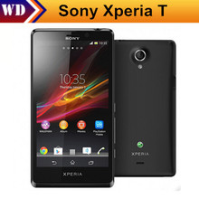 Unlocked Original Sony Xperia T LT30p Cell Phone 4.6''Android Smartphone Dual-core 1GB RAM 13MP Camera 3G GPS WiFi(China (Mainland))
