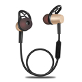 Sweatproof Wireless Sport Bluetooth Earphone 4 1 version Stereo Bass Earphones with Mic Noise Canceling for