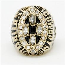 Bottom Price for 1994 Super Bowl Replica Dallas Cowboys Championship Ring for Fans