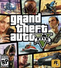 PS4 GAME Grand Theft Auto V DIGITAL VERSION(China (Mainland))