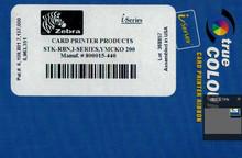 Zebra P330i Card Printer YMCKO Color Ribbon 800015-440 for P320i P330i P420i P430i P520i(China (Mainland))