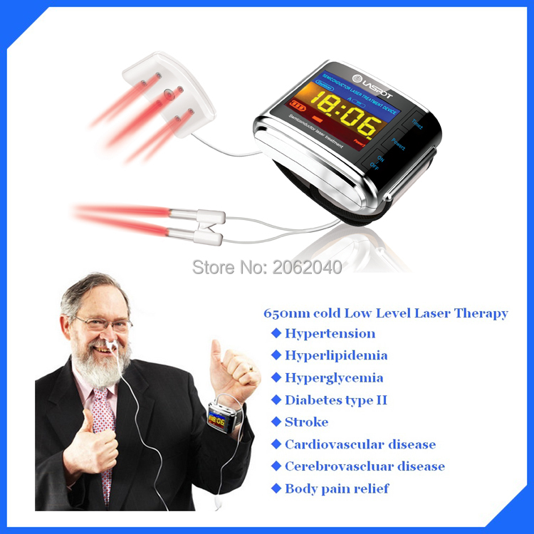 New products on china market high blood pressure low level laser therapy device(China (Mainland))