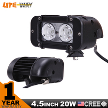 5 INCH 20W CREE LED WORK LIGHT