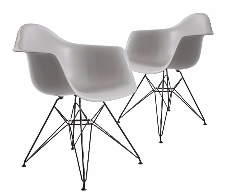 chaises en plastique noir promotion achetez des chaises en. Black Bedroom Furniture Sets. Home Design Ideas