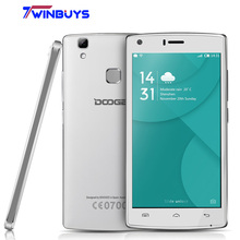 Doogee X5 Max Doogee X5 Max Pro 4G phone 5.0 inch MTK6580 Quad Core Android 6.0 HD Screen Dual SIM Fingerprint ID 4000mah(Hong Kong)