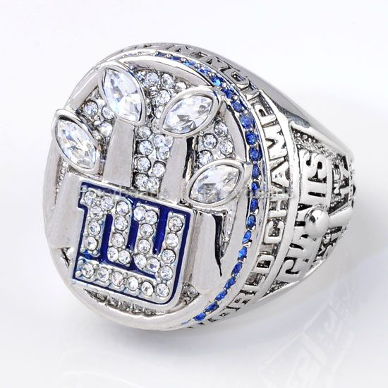 NFL 2011 National Football League New York Giants Eli Manning Replica Super Bowl Championship Ring US Size 11(China (Mainland))