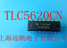 Data Acquisition - Analog to Digital TLC5620CN United States TI's new imported original chip IC(China (Mainland))
