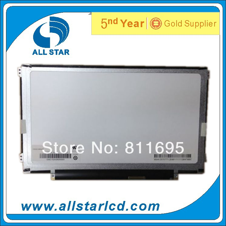 11.6 inch Laptop Slim LED LCD Screen N116BGE-L41 L42 / B116XTN04.0 40PIN - Shenzhen All Star Commerce & Trade Electronic Firm store