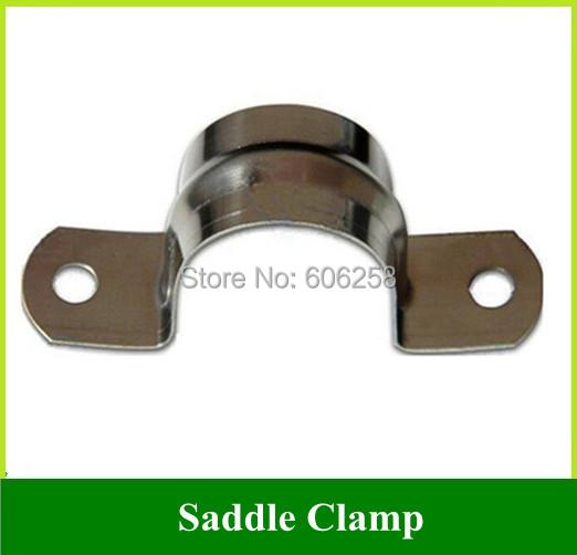 Stainless steel pipe clamp bracket u shaped