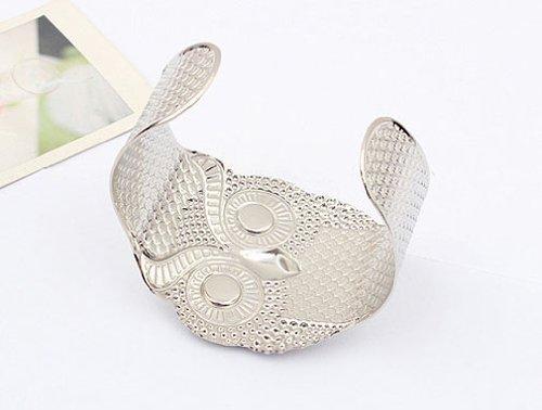 SAF Wholesale Owl Hinged Fashion Bangle Bracelet(China (Mainland))