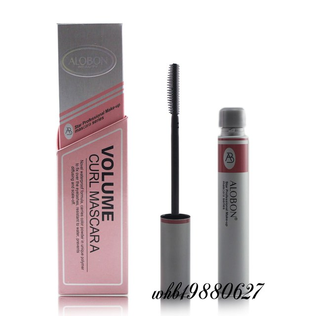 Mohini mascara silica gel brush lengthening thick curling am82 lasting