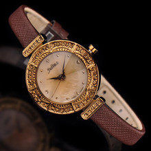 JA-589  julius women watch high quality quartz watch ladies clock