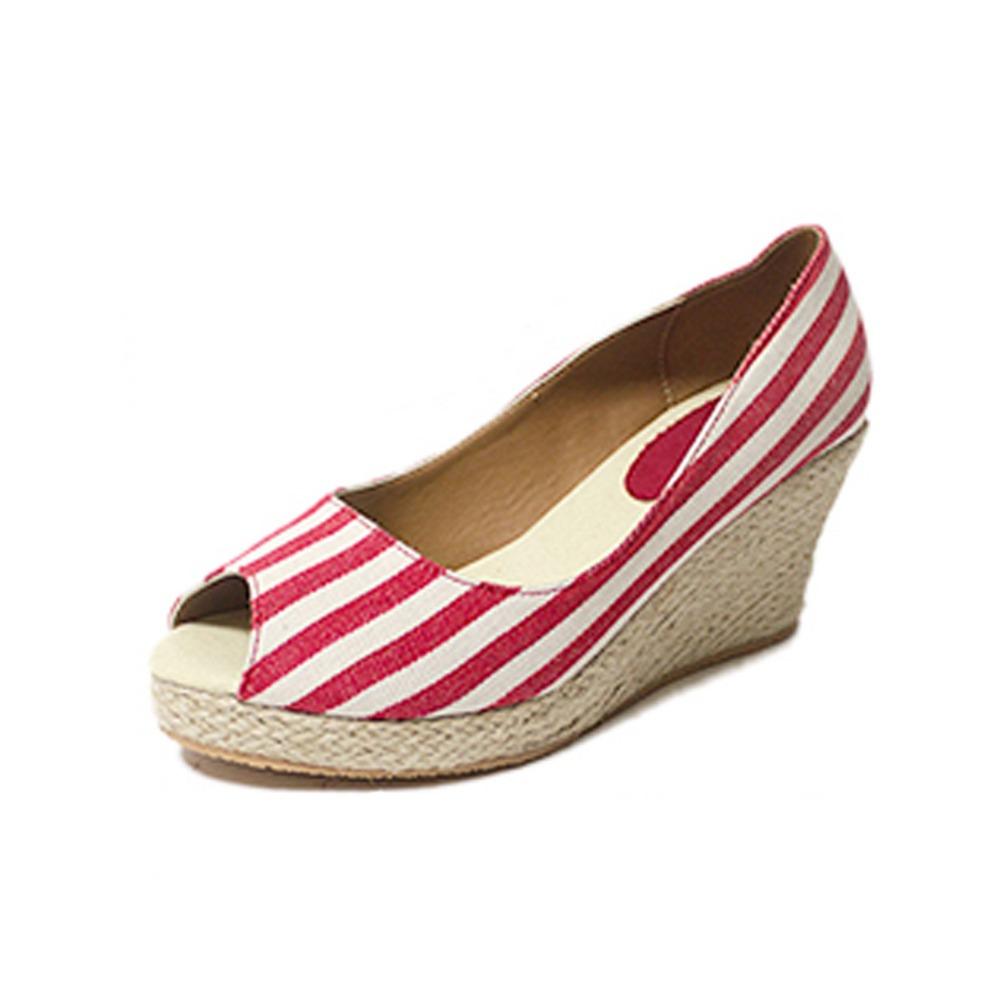 Navy White Heels