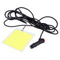 Universal Car Illumination Remote Control 272pcsLED Light 3000Lm Outdoor Led Panel Lamp Car Daytime Running