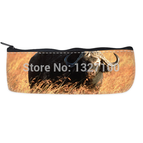 Cow Pencil Case Unique Black Cow Pencil Case