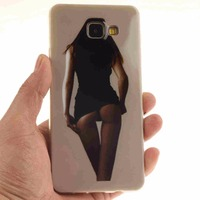 New Arrival Ultrathin TPU Soft Protective Back Cover Phone Cases For Samsung Galaxy A7 Upgrade A710 A710F 2016