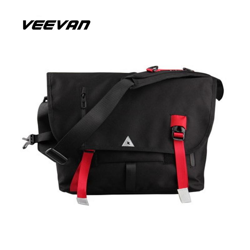 VEEVAN 2016 new solid fashion men messenger bag brand outdoor fun and sport men bag large versatile children bag MSPSB0131507(China (Mainland))