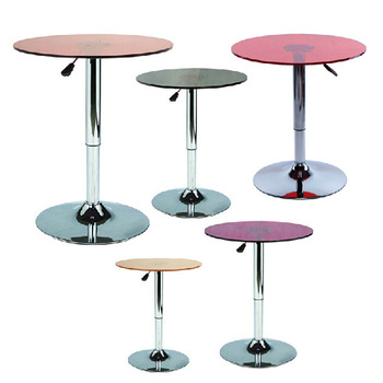 cr ative petite table basse ronde table ronde carr acrylique d 39 l vation table rotative. Black Bedroom Furniture Sets. Home Design Ideas
