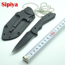 Buy High Hunting Knife Outdoor Straight Knives Camping knives Survival Fixed Blade Knife Diving EDC Hand Tools for $6.86 in AliExpress store