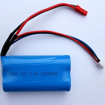 7.4V 2200mAh Li-ion Battery For MJX F45 F645 T23 T55 T40C F39 SYMS S033G Double Horse 9104 9053 9097 9101 WL V913 RC Helicopter