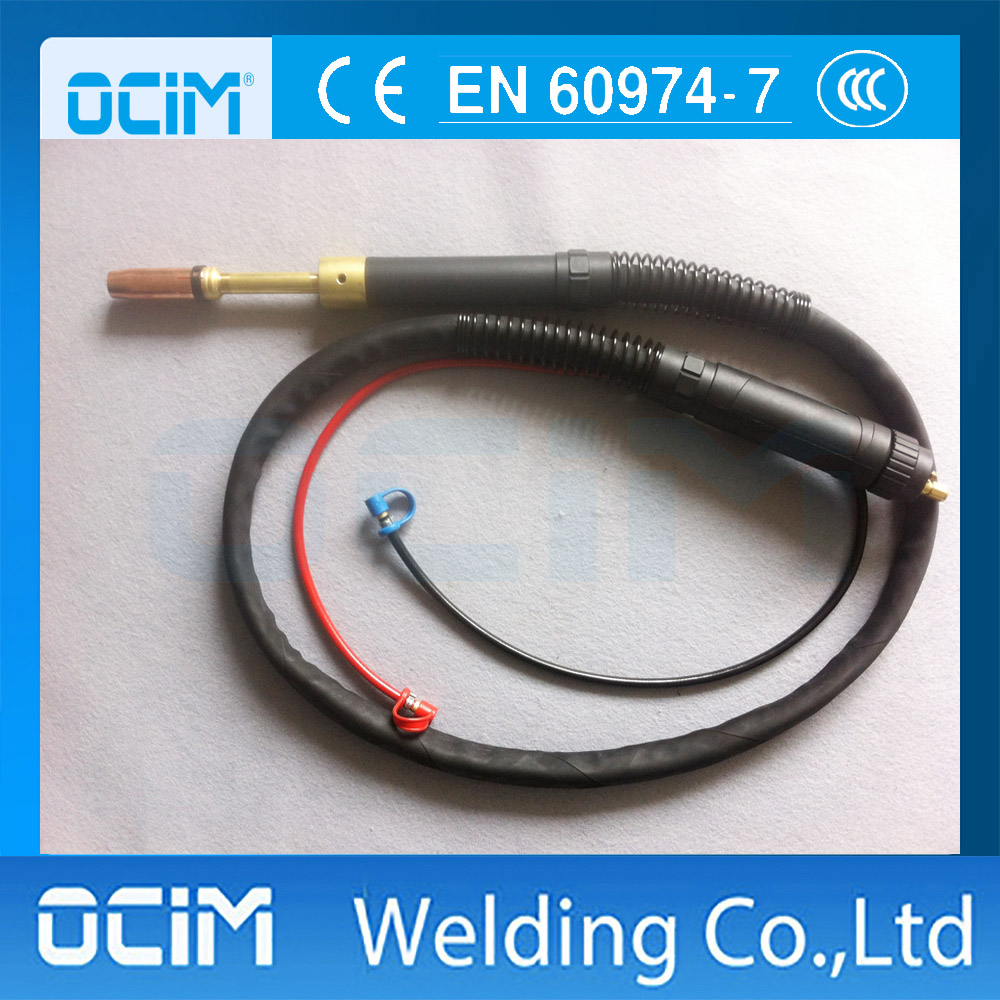 Robotic MIG Welding Torch MIG MAG MB 501D Torchia 2M(China (Mainland))